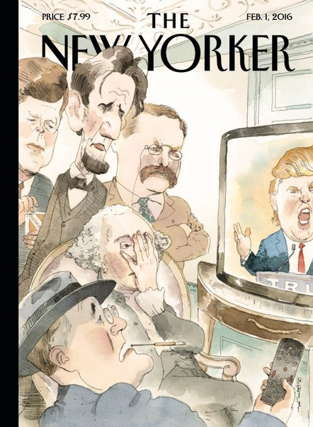 Download The New Yorker - 1 February 2016