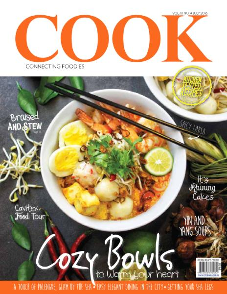 Download Cook Magazine - July 2016