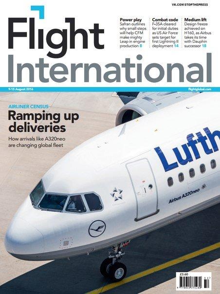 Download Flight International - 9 - 15 August 2016