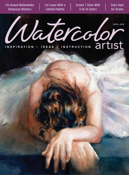 Download Watercolor Artist [Apr-May 2016]