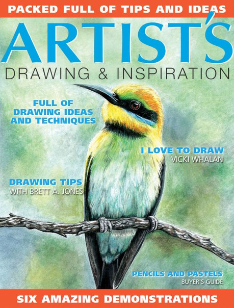 Download Artists Drawing & Inspiration 18 - 2015 AU