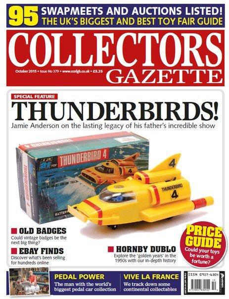 Download Collectors Gazette - October 2015