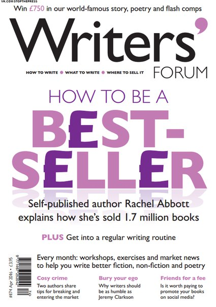 Download Writers Forum - April 2016