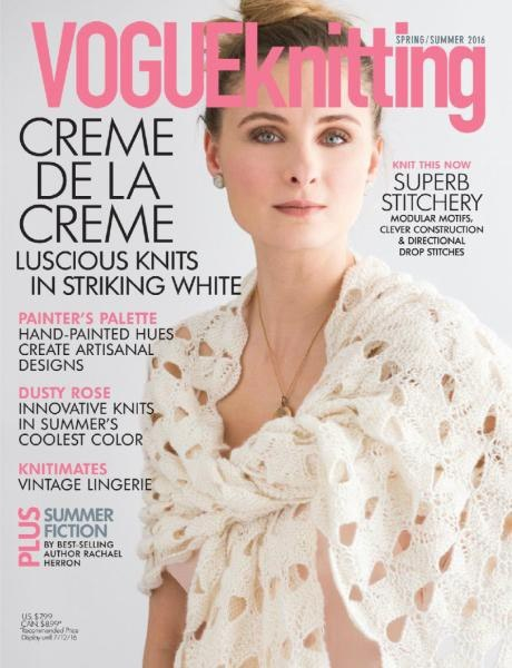 Vogue Knitting Early Fall 2016 Pdf Download Free