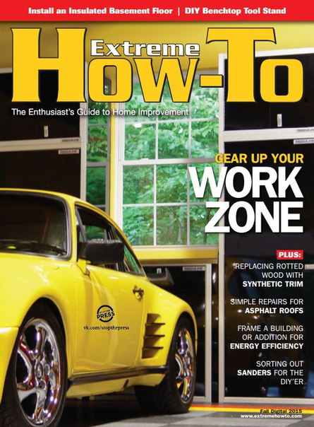 Download Extreme How-To - November 2015