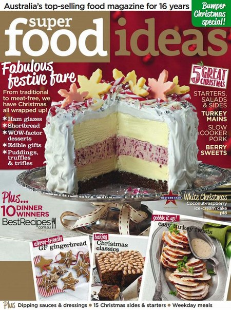Download Super Food Ideas - December 2014 AU