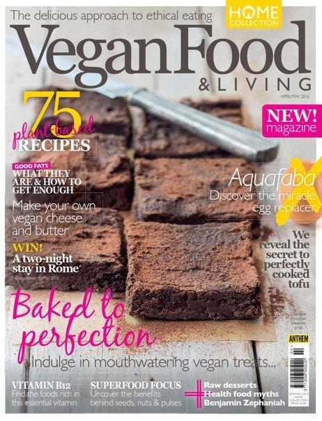 Download Vegan Food & Living - April-May 2016