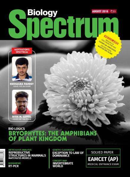 Download Spectrum Mathematics - August 2016