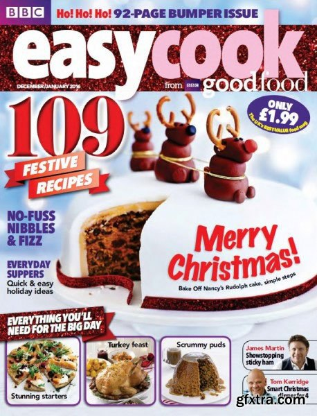 Download BBC Easy Cook - December 2015