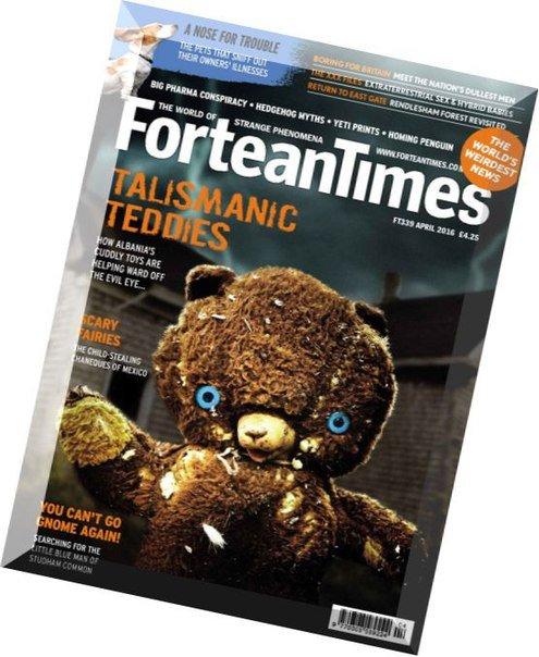 Fortean Times – June 2016