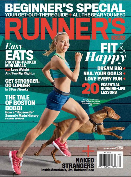 Download Runner's World USA – May 2016