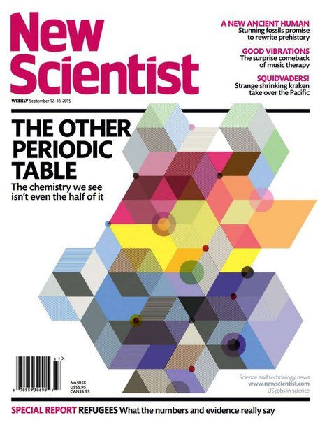 Download New Scientist - September 12, 2015
