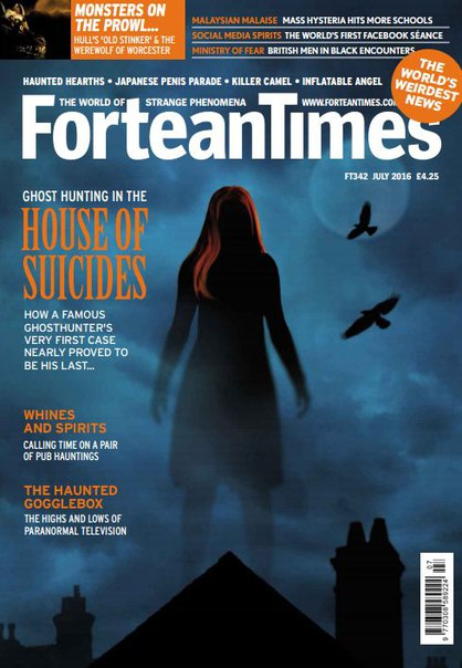 Download Fortean Times - July 2016