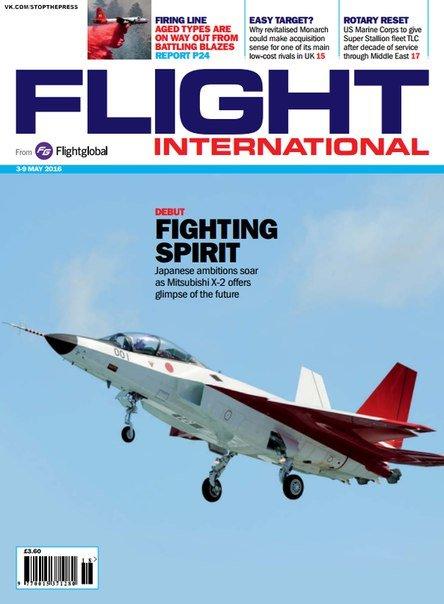 Download Flight International - May 3, 2016