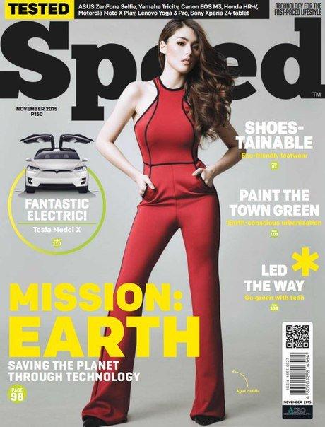 Download Speed - November 2015