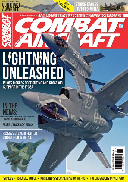 Download Combat Aircraft Monthly - January 2016