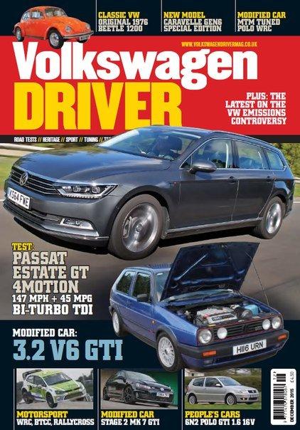 Download Volkswagen Driver - December 2015