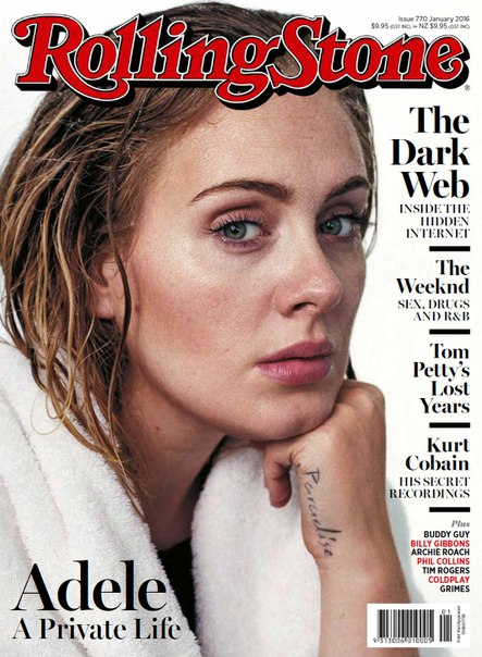 Download Rolling Stone - January 2016
