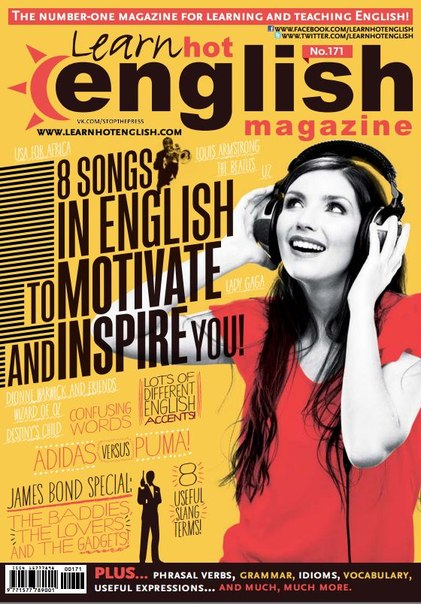 Download Learn Hot English - August 2016