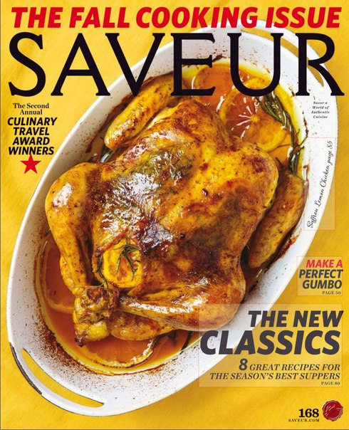 Download Saveur- 2014-10-10