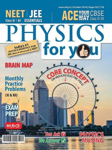 Download Physics For You - October 2016