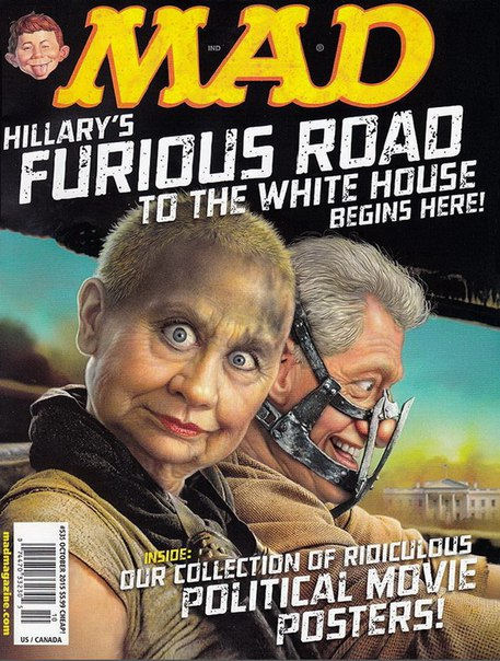 Download MAD Magazine Issue 535 - September 2015