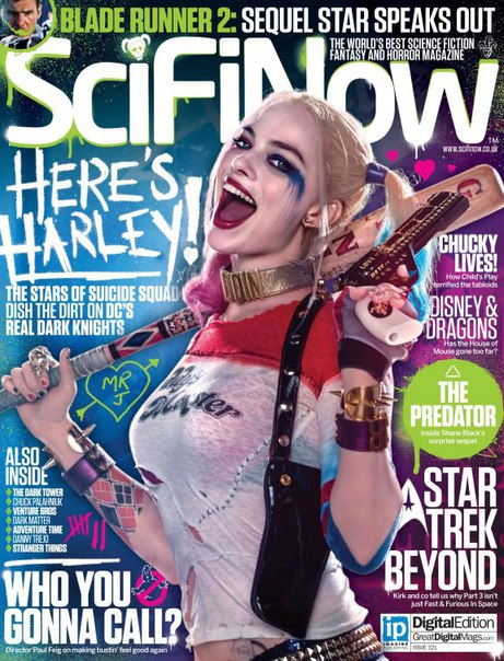 Download SciFiNow - Issue 121 2016