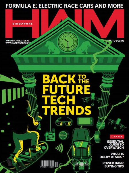Download HWM - January 2015 SG