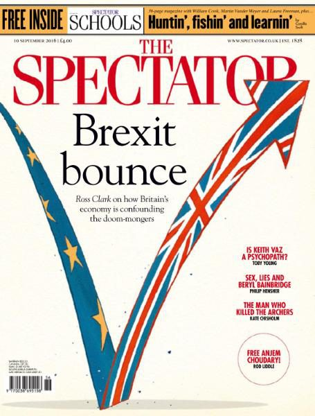 Download The Spectator - September 10, 2016