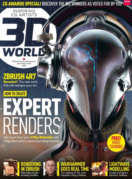 Download 3D World 2014-11