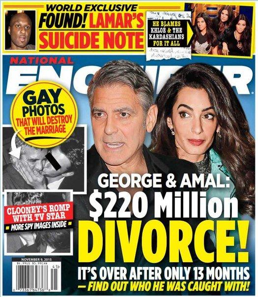 Download National Enquirer - November 9, 2015