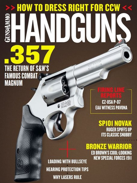 Download Guns & Ammo Handguns - March 2015