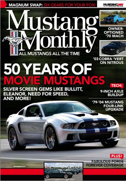 Download Mustang Monthly US 2014-09