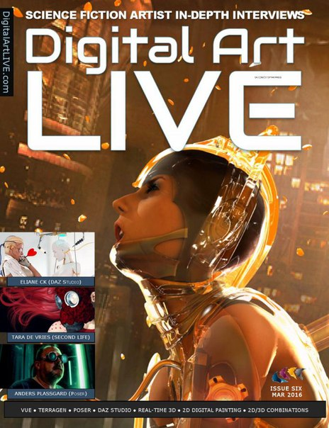 Download Digital art life 03 2016