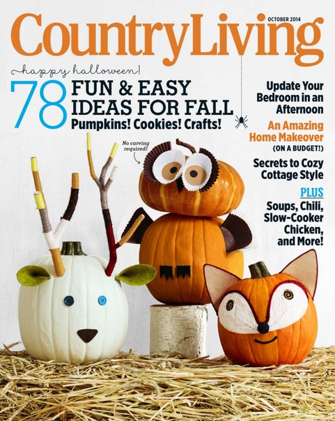 Download Country Living - 2014-10