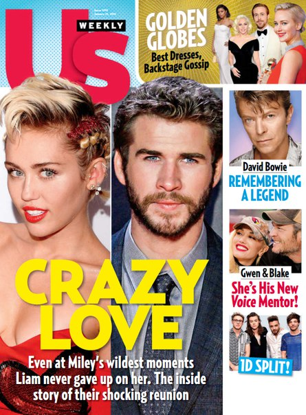 Download Us Weekly - January 25, 2016