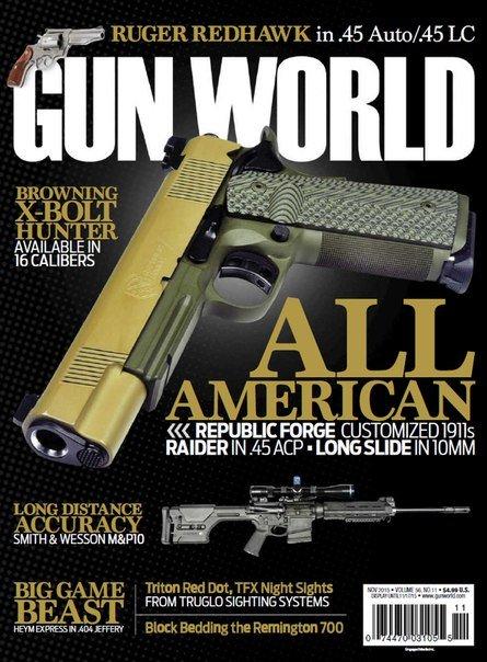 Download Gun World - November 2015