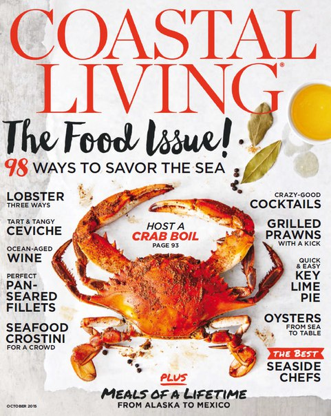 Download Coastal Living - October 2015