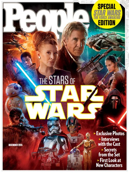 Download People Star Wars Edition - December 2015