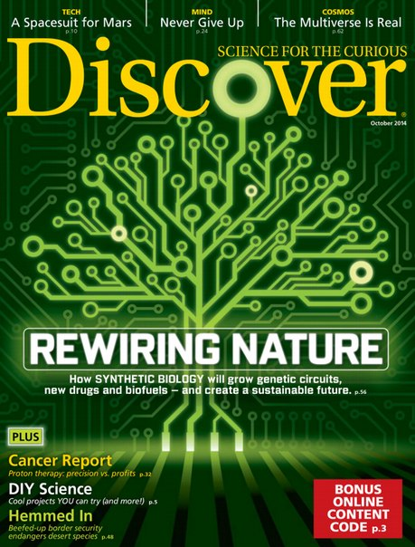 Download Discover October 2014