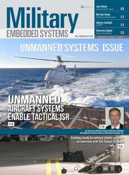 Download Military Embedded Systems - April-May 2015