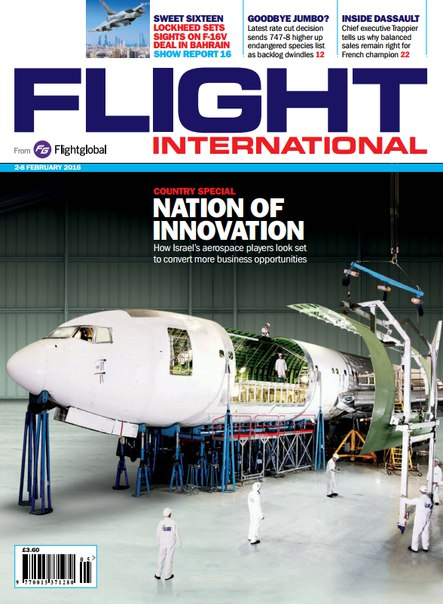 Download Flight International - February 8, 2016