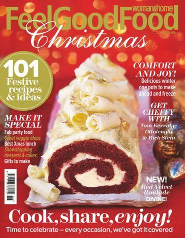 Download Woman & Home Feel Good Food - Christmas 201