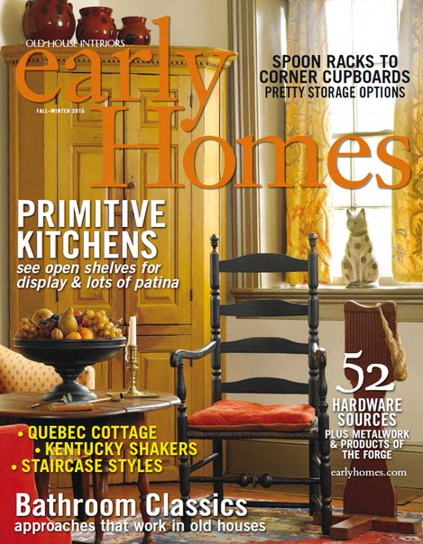 Download Early Homes - Winter 2015