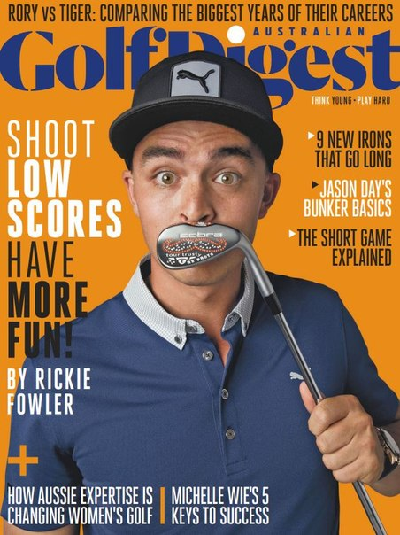 Download Golf Digest - February 2015 AU