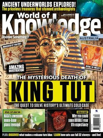 Download World of Knowledge – December 2015