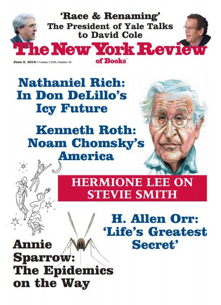 Download The New York Review of Books - June 9, 2016