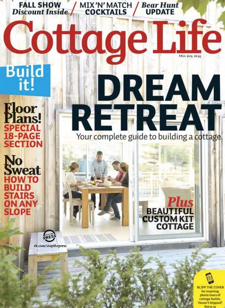 Download Cottage Life - Fall 2015