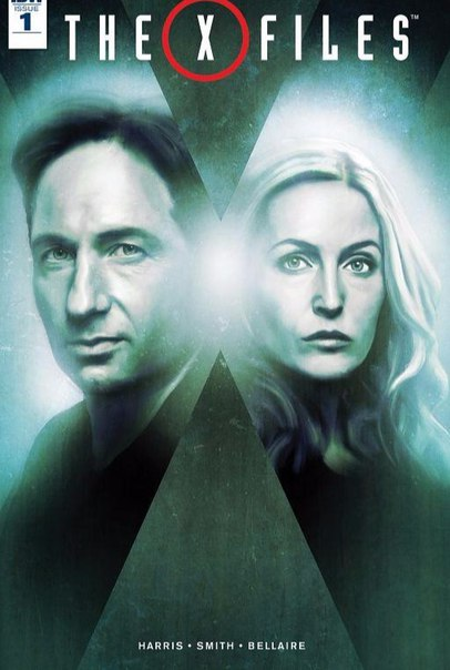 Download The X-Files 001 (2016)