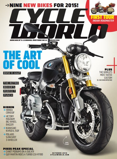 Download Cycle World - 2014-10 (Vol 53 No 10)